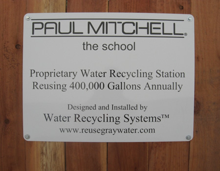 Commercial System Water Recycling Systems