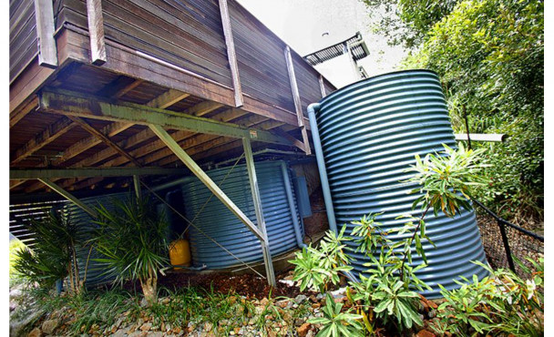 Graywater, a solution to an epic drought: Melbourne Australia