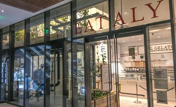 Eataly + WRS = Water Conservation